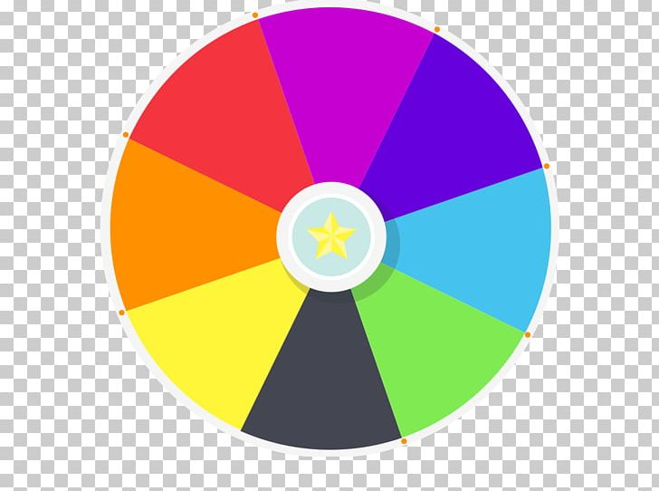 Prize png circle com. Free clipart spinning wheel