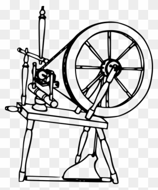 Free clipart spinning wheel. Png clip art download