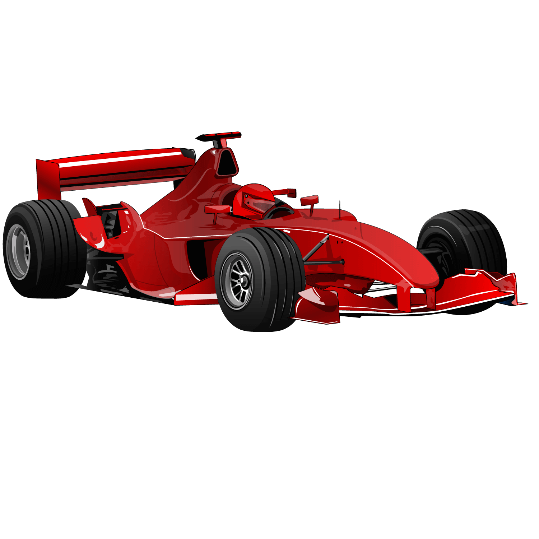 Race car crash clipart clip stock Formula One car Clip art - Vector car flow red sports car 1501*1501 ... clip stock