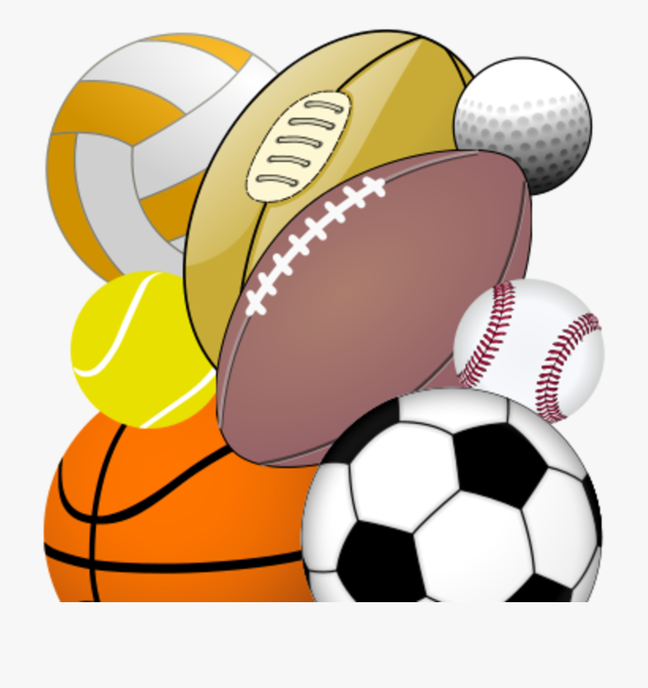 Free clipart sports equipment jpg freeuse download Sports Equipment Clip Art - After School Activities Sports #225289 ... jpg freeuse download