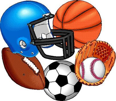 Free clipart sports equipment. Download clip art on