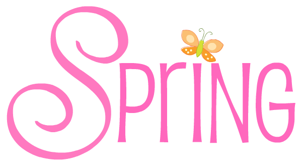 Free clipart spring is here clipart black and white library Spring Is Here | Clipart Panda - Free Clipart Images clipart black and white library