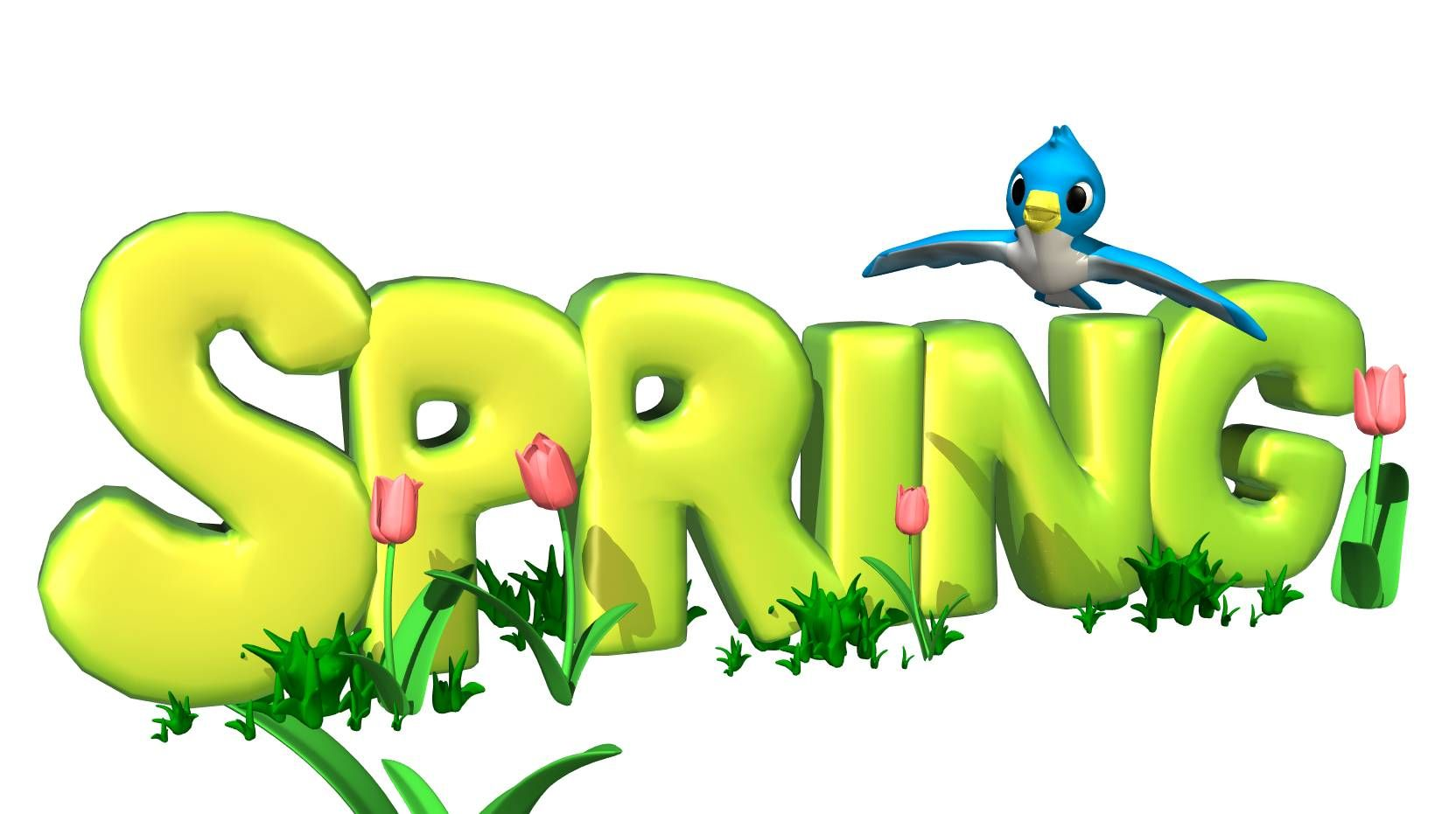 Spring air clipart graphic royalty free stock spring is here | Clean-UpDay | Happy News | Free animated gifs ... graphic royalty free stock
