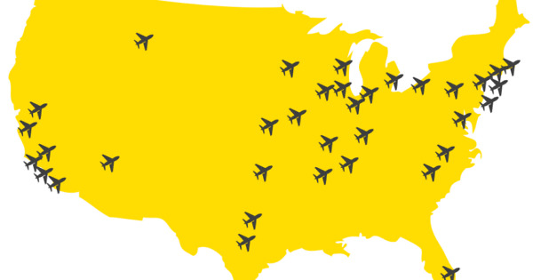 Free clipart sprinting through airport graphic freeuse stock Sprint Partners With Boingo, Auto Connect to WiFi Hotspots in 35 US ... graphic freeuse stock