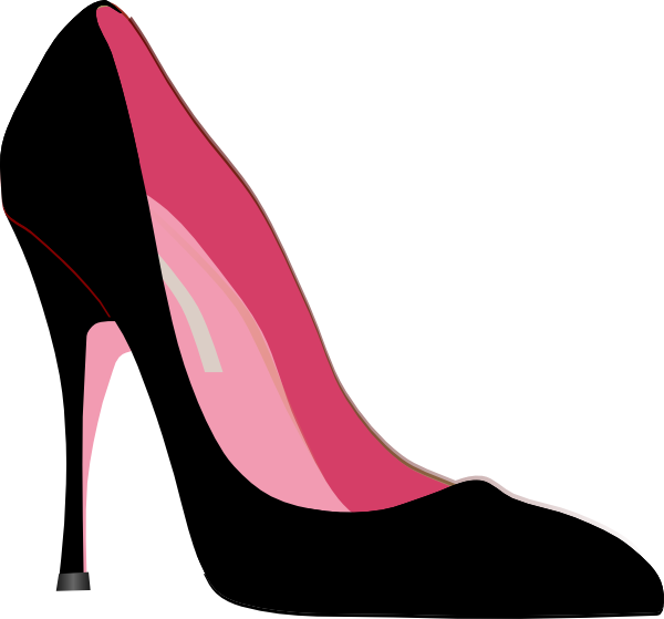 Clipart high heels jpg library stock High Heels Clipart & Look At Clip Art Images - ClipartLook jpg library stock
