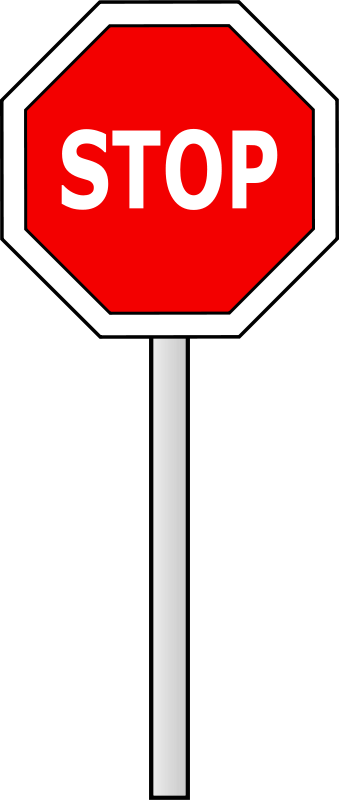 Free clipart stop signs library Free Clipart: Stop sign | raemi library