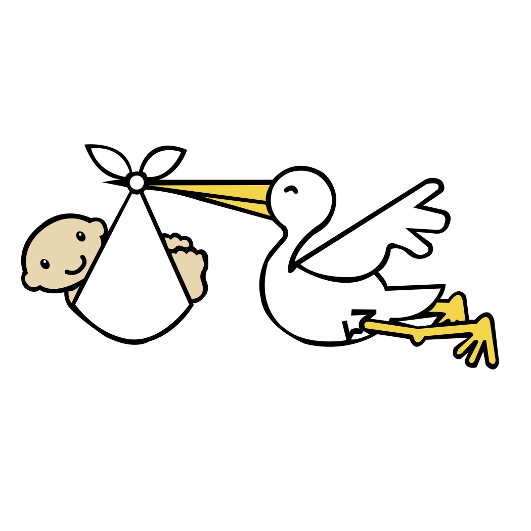 Free clipart stork carrying baby clip art royalty free Free Stork Baby Pictures, Download Free Clip Art, Free Clip Art on ... clip art royalty free