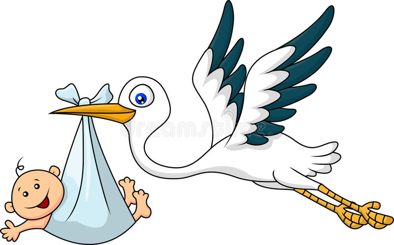 Free clipart stork carrying baby vector download Free clipart stork carrying baby 5 » Clipart Station vector download