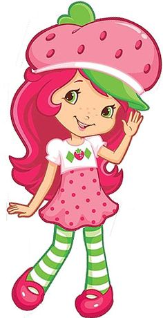 clipartlook. Free clipart strawberry shortcake