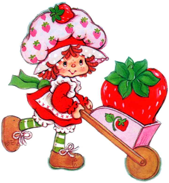 Free clipart strawberry shortcake svg library Strawberry shortcake clip art | Clipart Panda - Free Clipart Images svg library