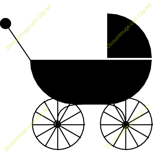 Free clipart stroller image download 52+ Baby Stroller Clip Art | ClipartLook image download