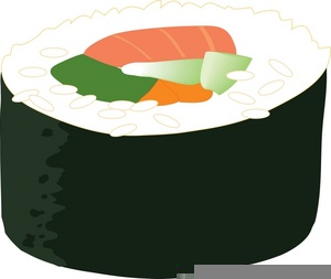 Free clipart sushi png transparent Free Clipart Sushi Rolls | Free Images at Clker.com - vector clip ... png transparent