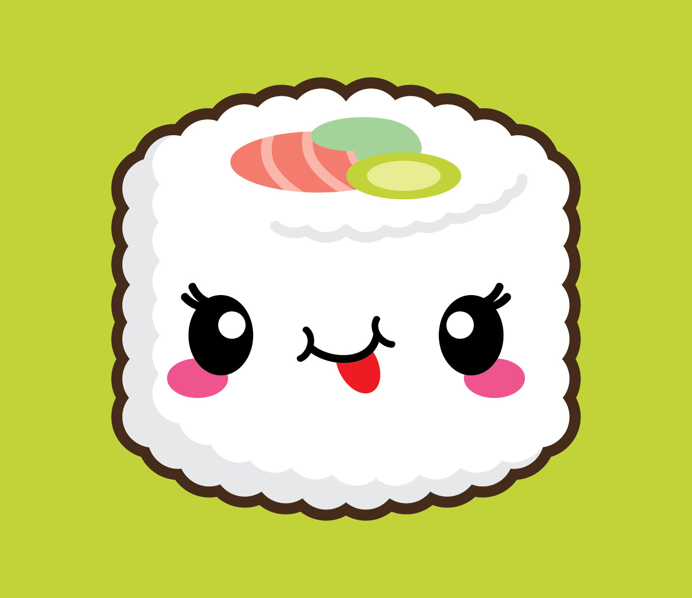Free clipart sushi. Download best on clipartmag