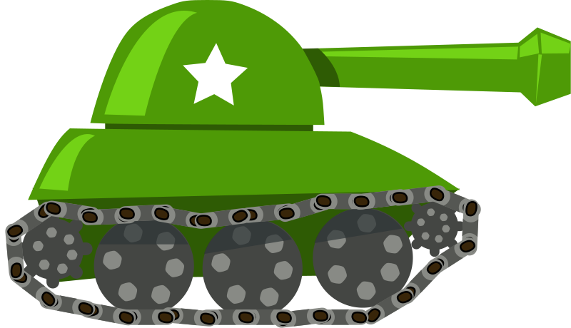 Free clipart tank graphic royalty free download Free Clipart: Cartoon tank | rg1024 graphic royalty free download