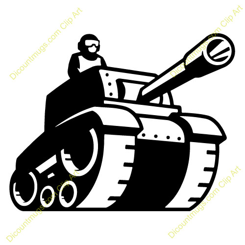 Free clipart tank clipart black and white library Tank Clip Art Free | Clipart Panda - Free Clipart Images clipart black and white library