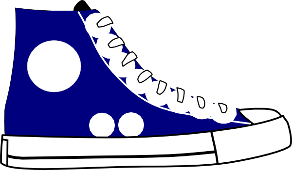 Free clipart tennis shoes. Download clip art on