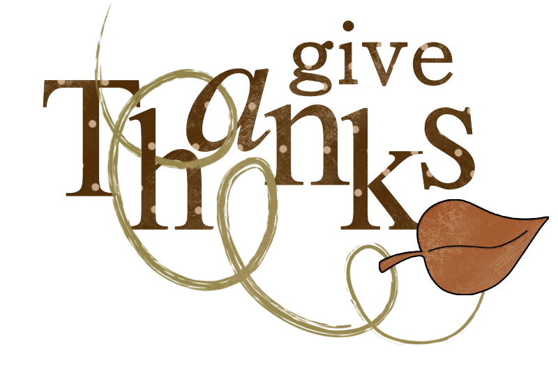 Thanksgiving word clipart clip transparent stock 28+ Collection of We Give Thanks Clipart | High quality, free ... clip transparent stock