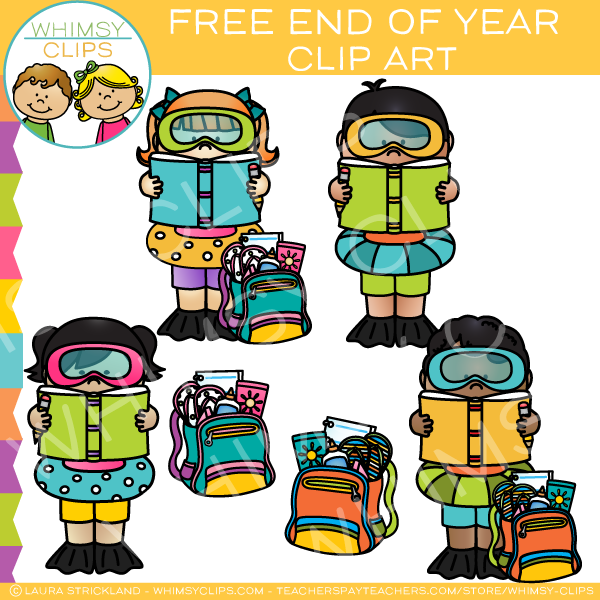 Free clipart the end from the beginning clipart royalty free stock Free End of the School Year Clip Art , Images & Illustrations ... clipart royalty free stock