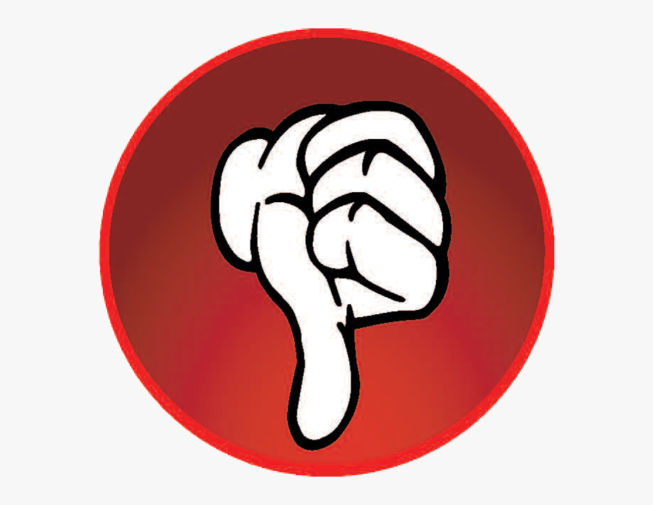 Bad cliparts on clipartwiki. Free clipart thumbs down