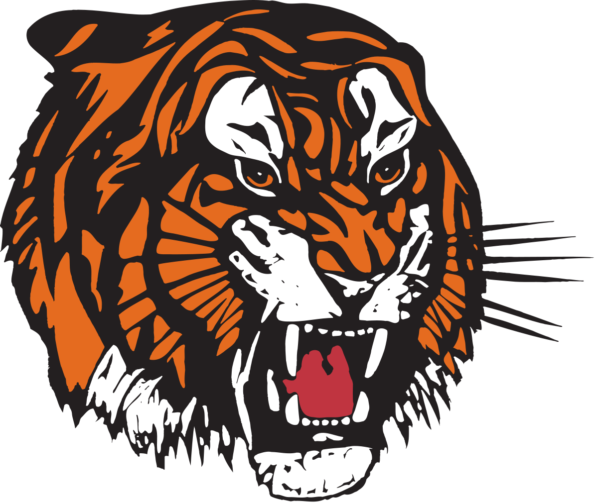 Tiger football clipart clip art royalty free download Medicine Hat Tigers - Wikipedia clip art royalty free download
