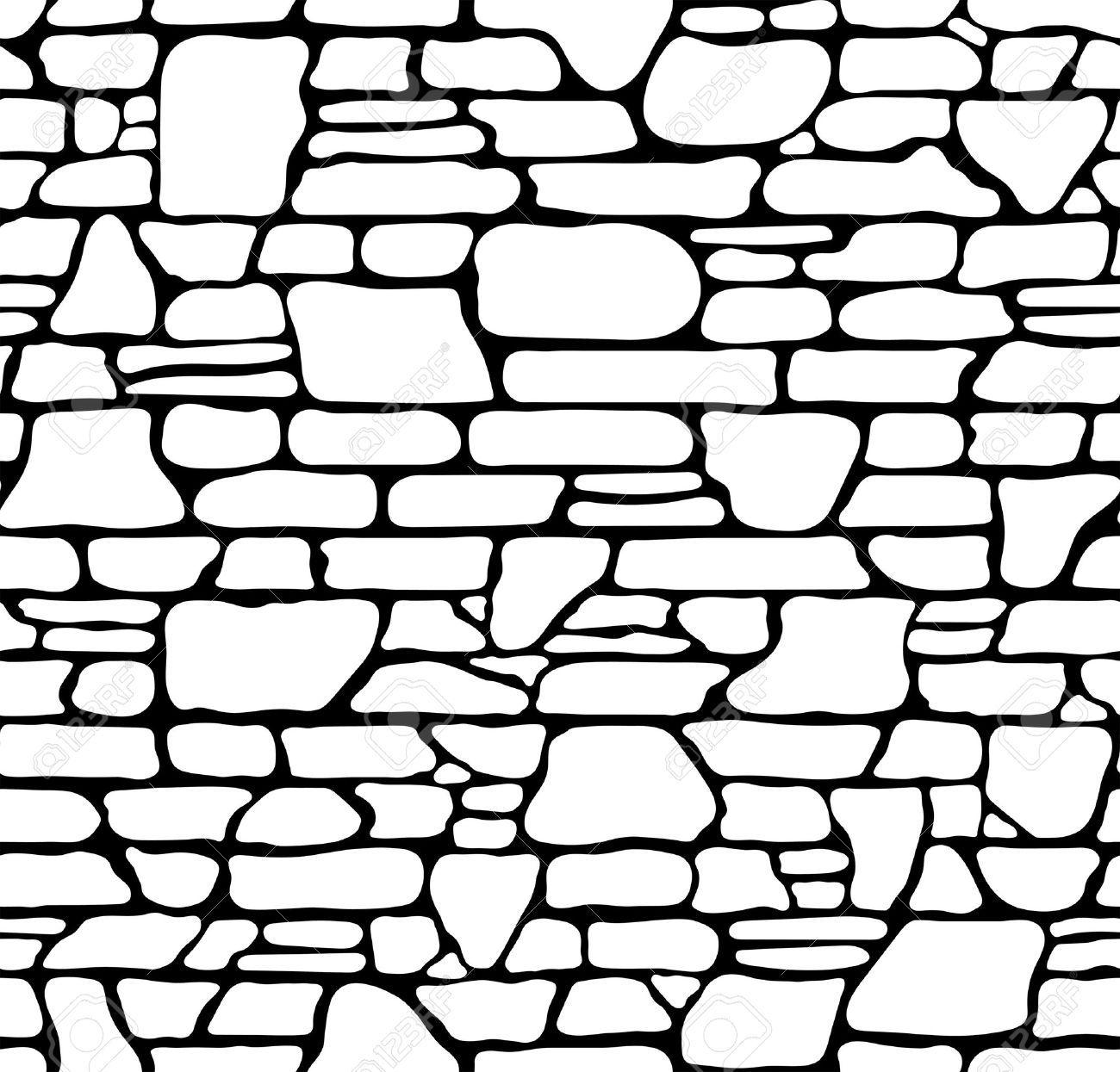 Free clipart ton of bricks jpg transparent download Stock Vector   素材 in 2019   Brick texture, Textured walls, Wall ... jpg transparent download