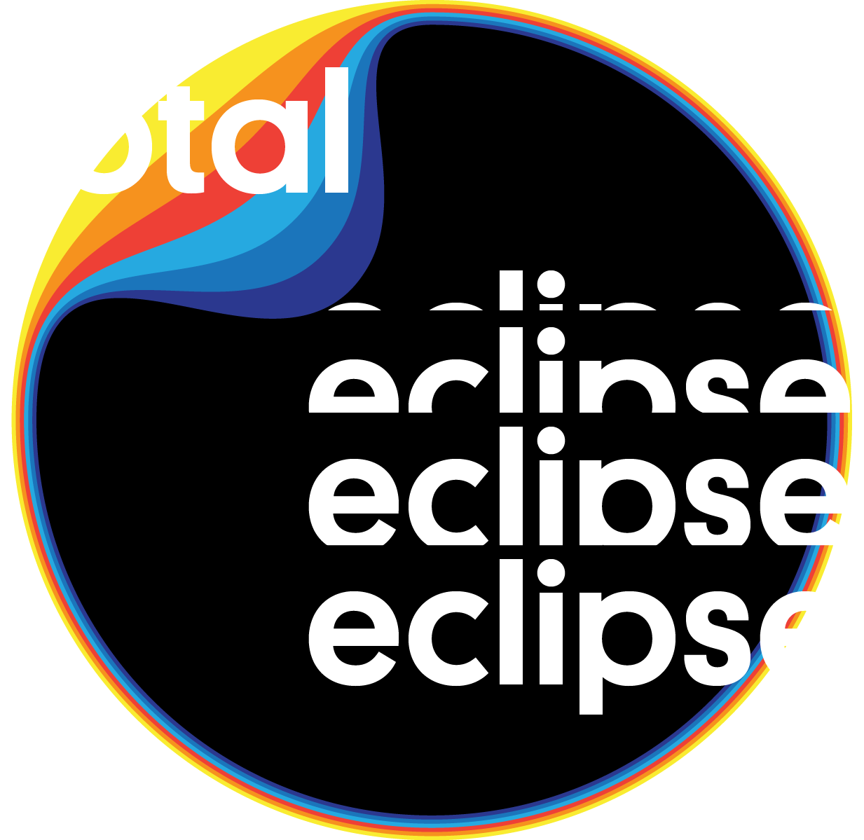 Free clipart total eclipse of the sun vector library stock Oregon Solar Eclipse Festival: August 19-21, 2017 vector library stock