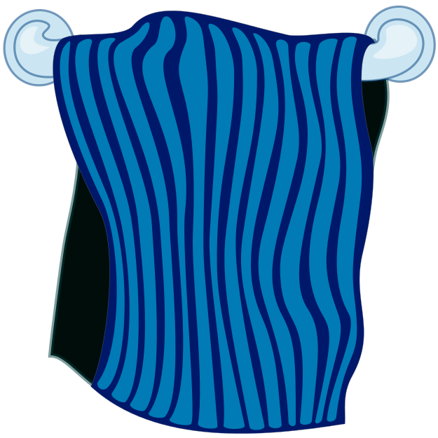 Towel pictures clipart