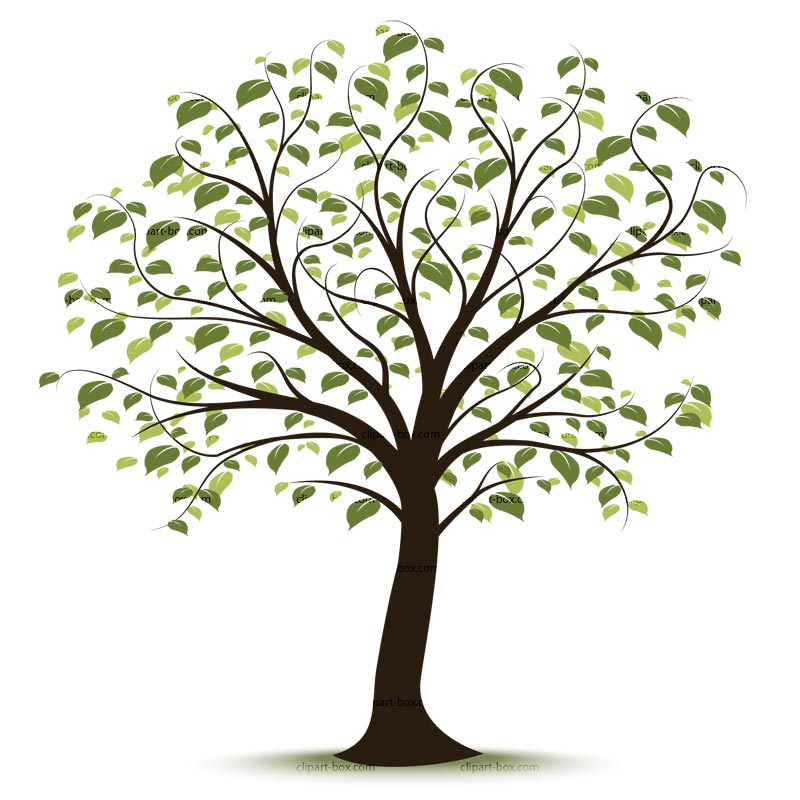 Painting tree clipart png library stock 41+ Free Clipart Trees | ClipartLook png library stock