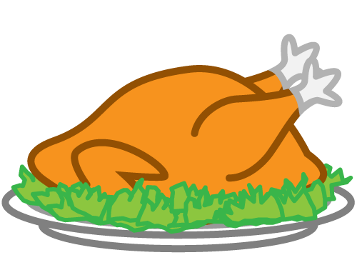 Clipart cooked turkey meat at the thanksgiving table clip royalty free stock Free Thanksgiving Pictures Turkey, Download Free Clip Art, Free Clip ... clip royalty free stock