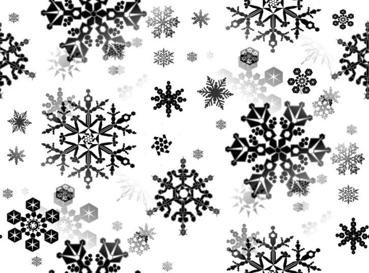 Free clipart turkish tile background black and white
