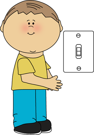 Free clipart turning off lights image library library Lights Out Clipart - Clipart Kid image library library