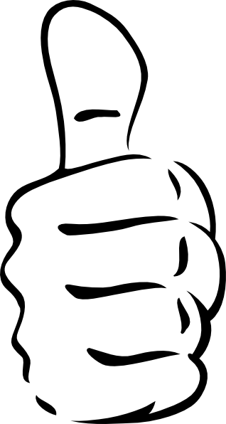 Free clipart two thumbs up clip library stock Two Thumbs Up - ClipArt Best clip library stock