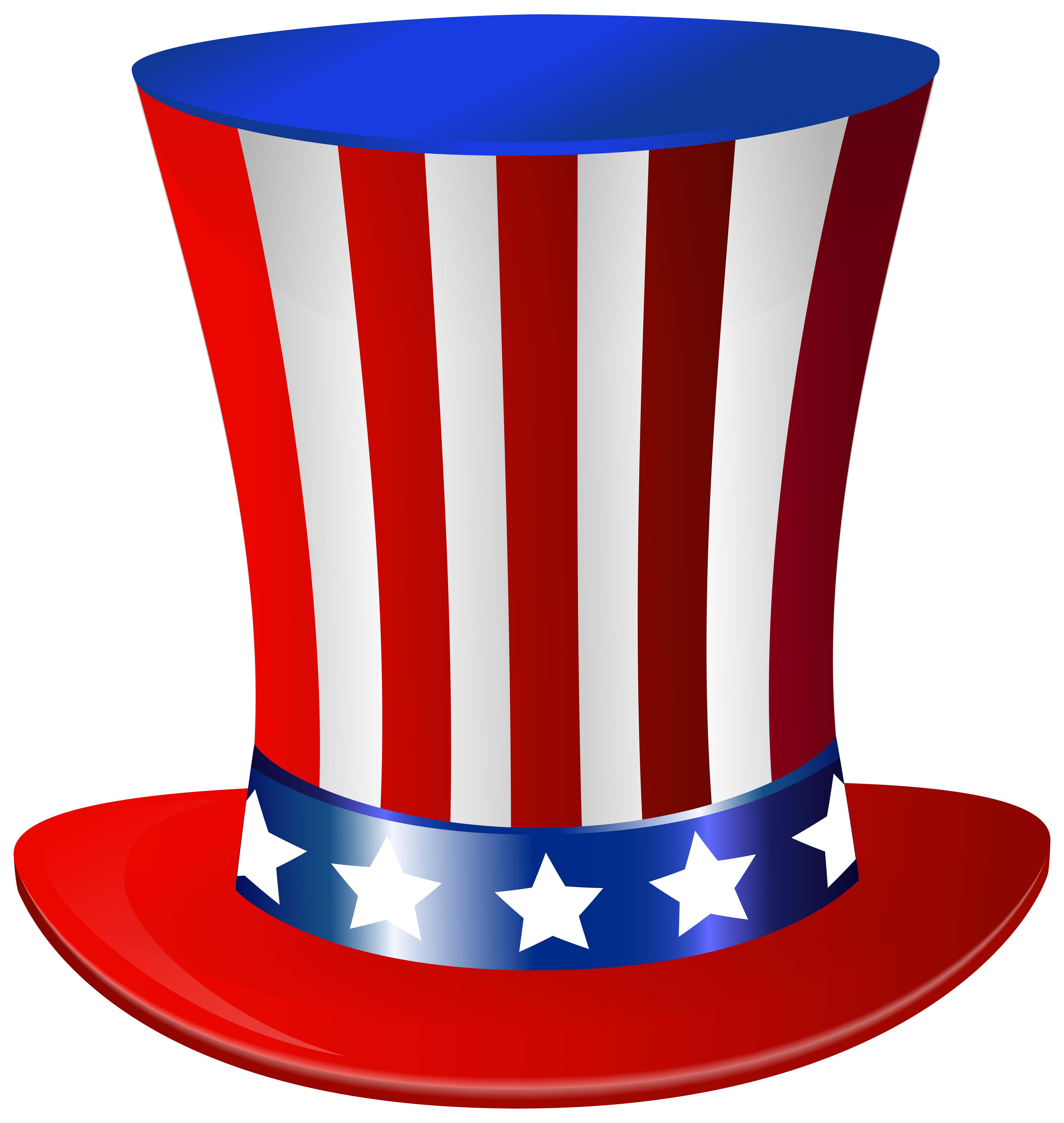Free clipart uncle sam taking money freeuse stock Uncle Sam Hat PNG Clip Art Image | Gallery Yopriceville - High ... freeuse stock