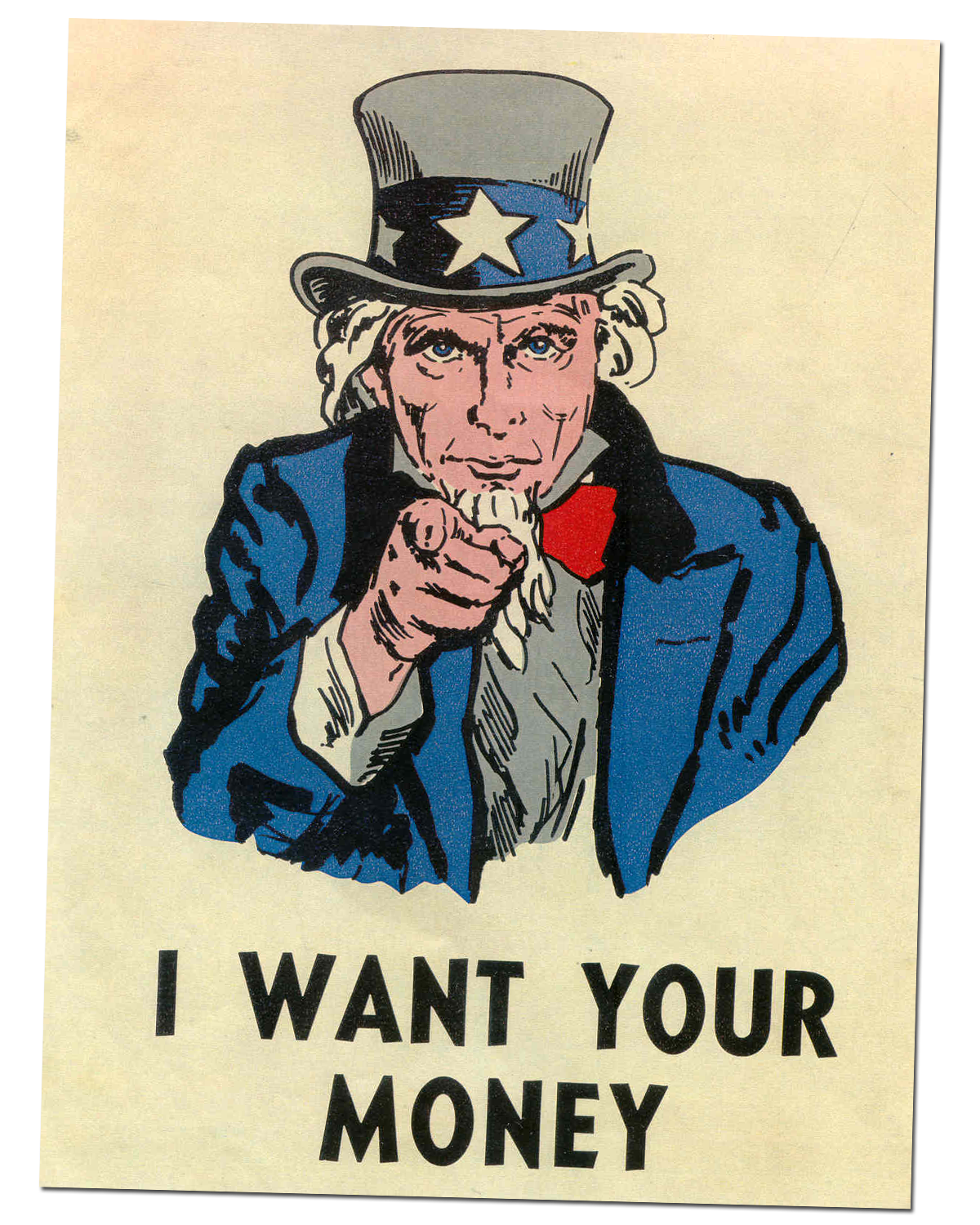 Free clipart uncle sam taking money clip art transparent library PNG Uncle Sam Wants You Transparent Uncle Sam Wants You.PNG Images ... clip art transparent library