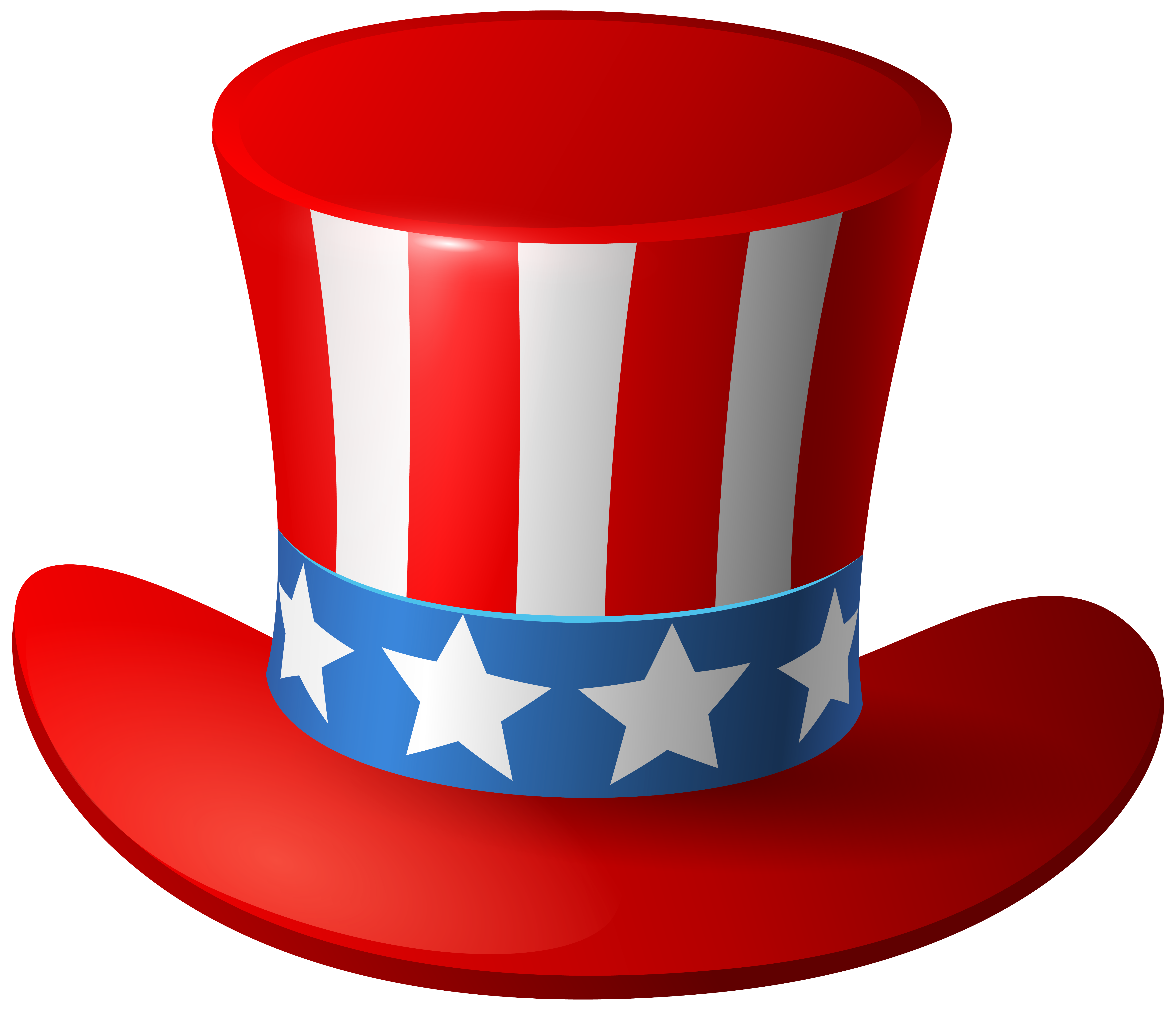 Free clipart uncle sam taking money jpg royalty free stock Uncle Sam USA Hat PNG Clipart Image | Gallery Yopriceville - High ... jpg royalty free stock