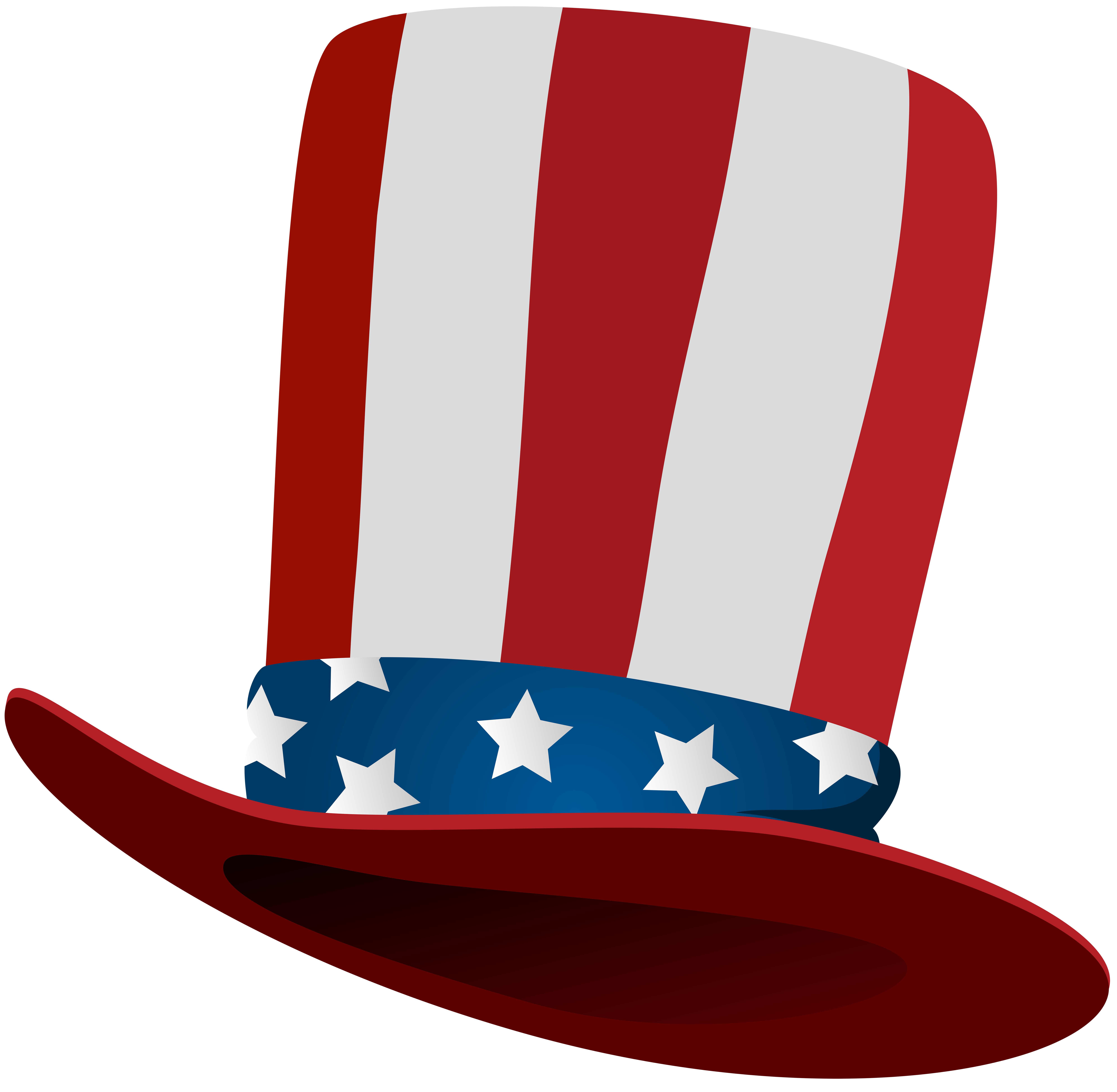 Free clipart uncle sam taking money jpg stock Uncle Sam Hat PNG Cartoon Image | Gallery Yopriceville - High ... jpg stock