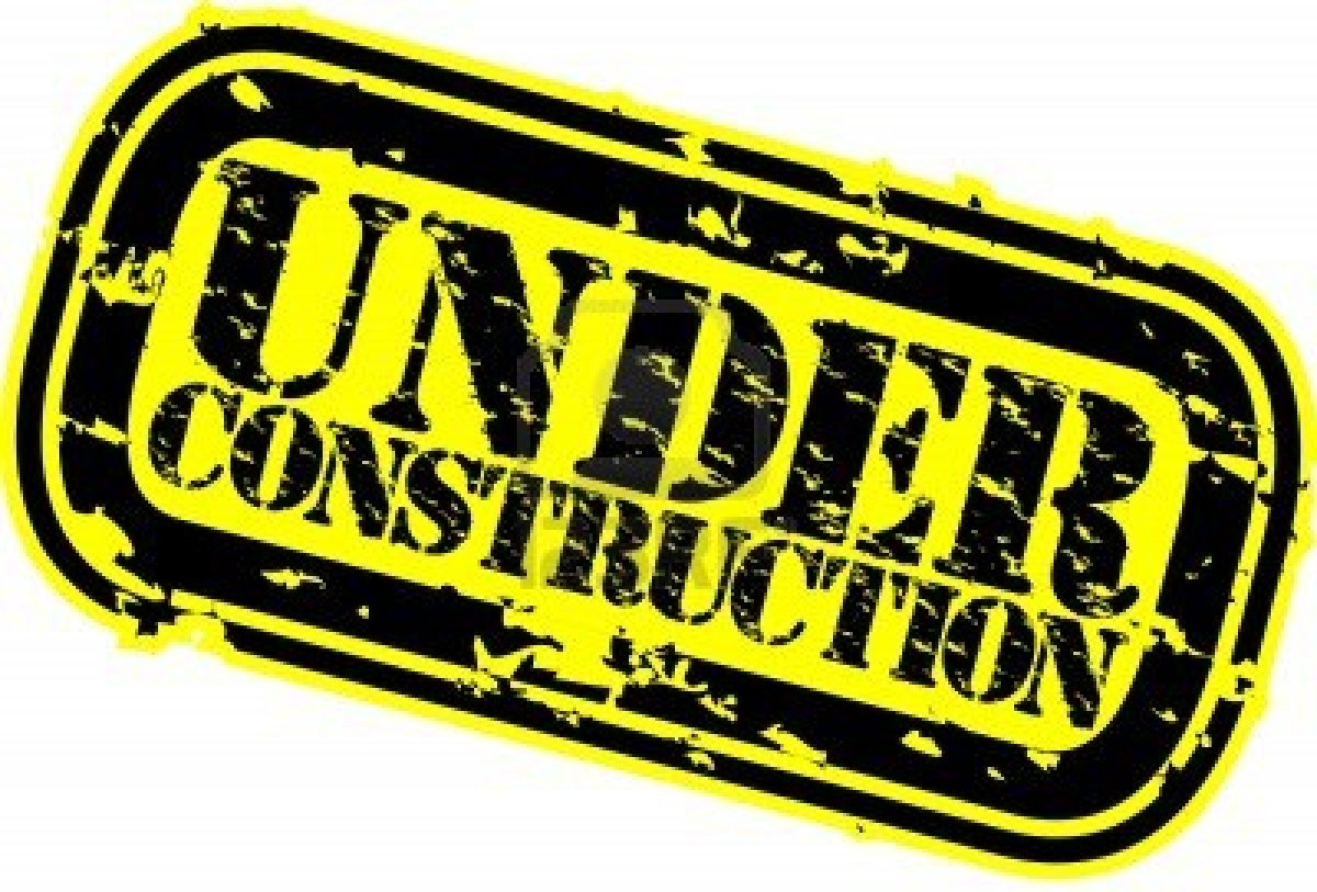 Free clipart under construction sign. Image download best