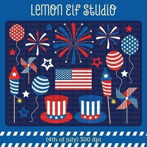 Free clipart us declaration of independence blackline jpg black and white 4th of July - Independence Day — mygrafico jpg black and white