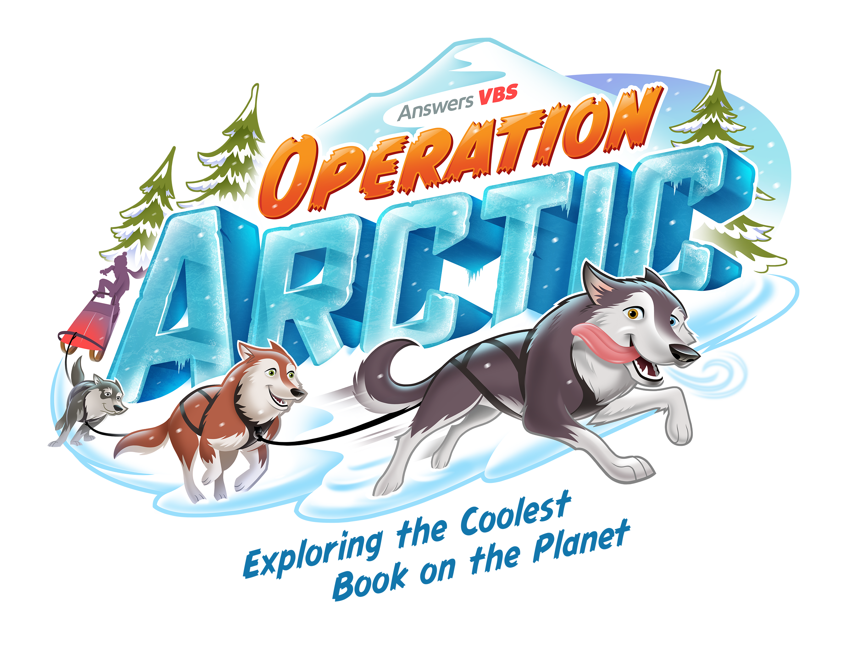Free vacation bible school clipart jpg royalty free download Operation Arctic Resources | Answers VBS 2017 jpg royalty free download