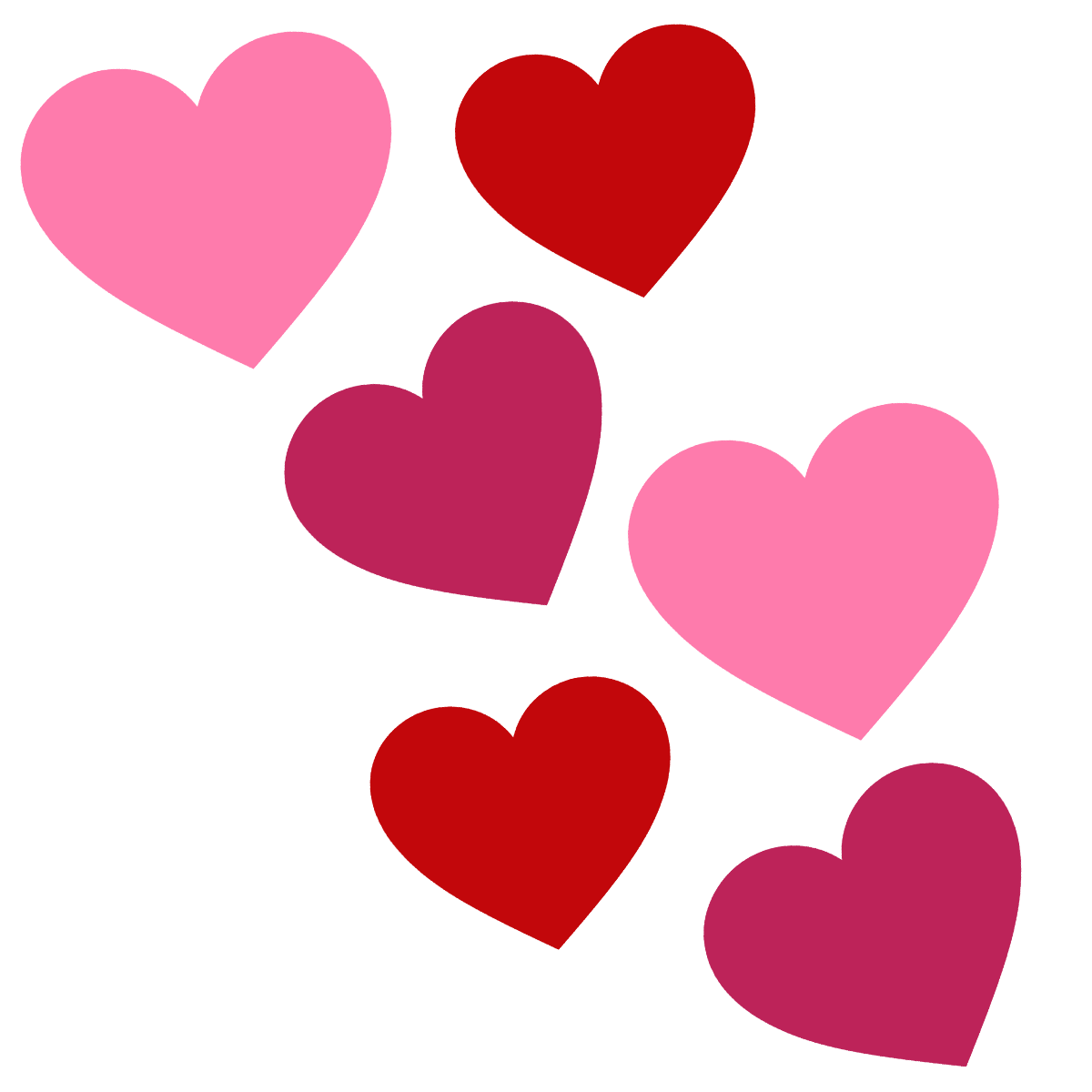 Free clipart valentines day hearts jpg free Hearts Heart Clipart Free Large Images jpg free