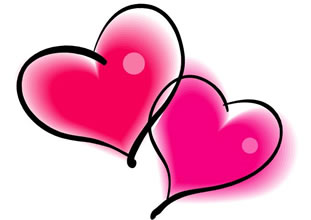 Free clipart valentines day hearts banner free library Images Of Hearts For Valentines Day | Free Download Clip Art ... banner free library