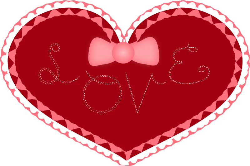 Free clipart valentines hearts vector free download Clipart - Valentine's Day Heart vector free download