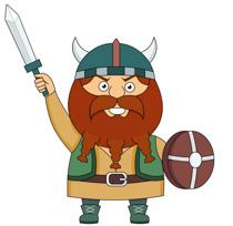 Viking download clip art. Free clipart vikings