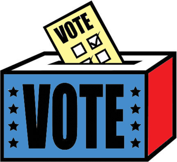 Vote clipart free free library African American Voting Clipart Free Images At Clker Com Vector ... free library