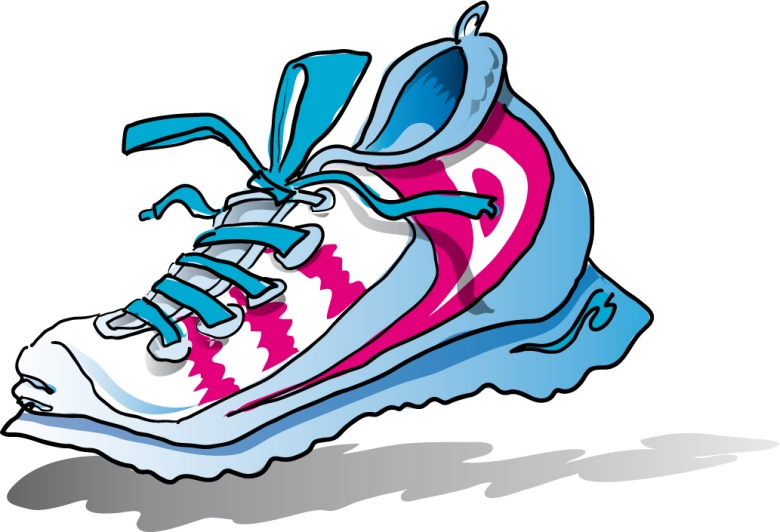 Free clipart walking shoes image royalty free Walking shoes clipart kid - Cliparting.com image royalty free