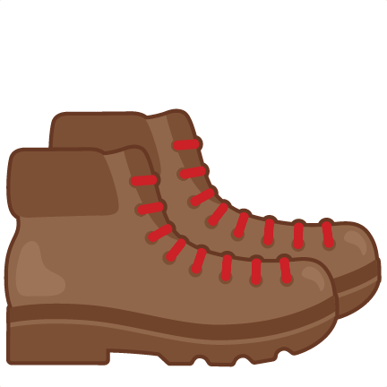 Free clipart walking shoes graphic free Free Hiking Boot Cliparts, Download Free Clip Art, Free Clip Art on ... graphic free