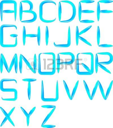 Free clipart water letters banner freeuse library 11,795 Water Letters Stock Vector Illustration And Royalty Free ... banner freeuse library