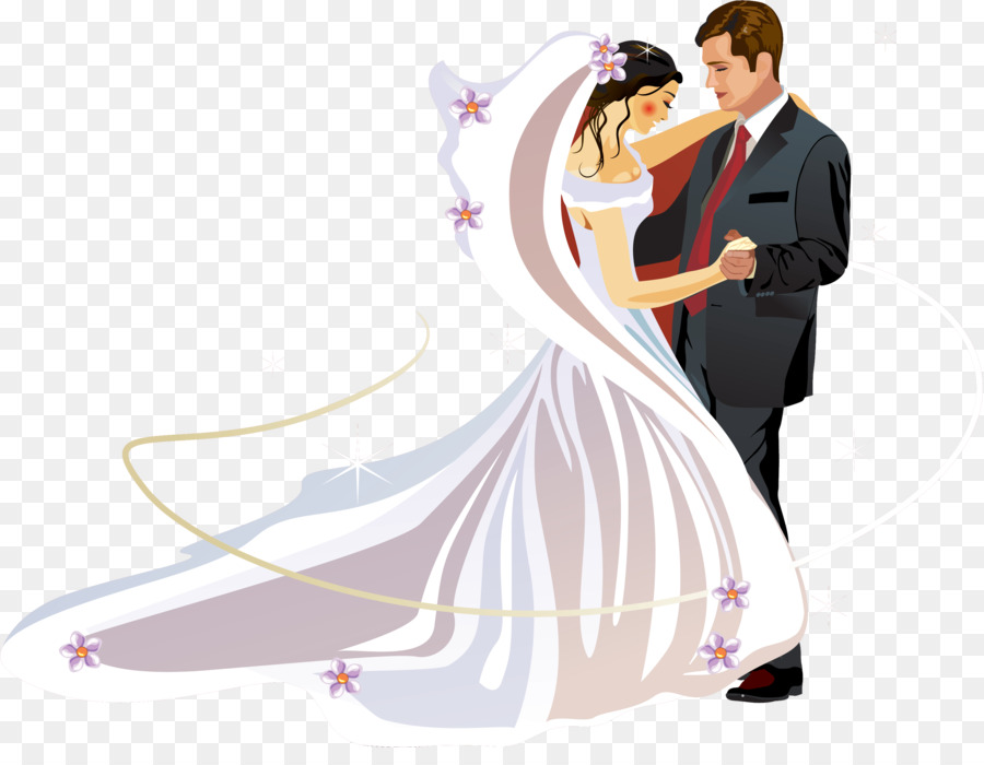 Free clipart wedding couple jpg library library Wedding Couple Clipart Png (+) - Free Download | fourjay.org jpg library library