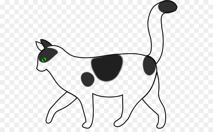 Free clipart welcome back from the cats. Black line background png