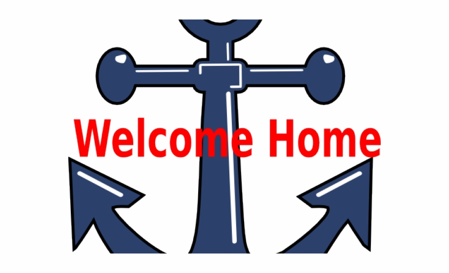 Free clipart welcome to church patriotic. Transparent background anchor